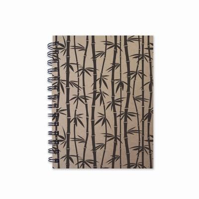 quaderno in canapa bamboo- carta canapa-