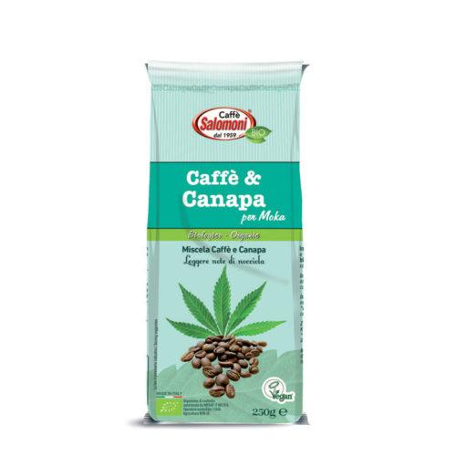 Caffè alla canapa- Moka