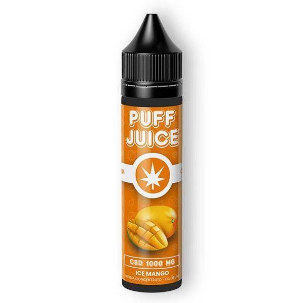 e-liquid mango cbd