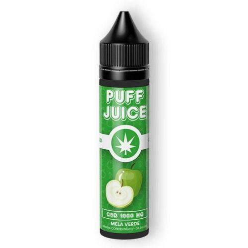 e-liquid mela verde cbd