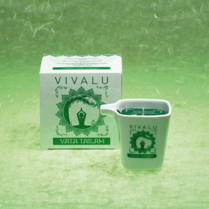 candela-massaggio-tailam-ml125-vivalu-vata-verde-green