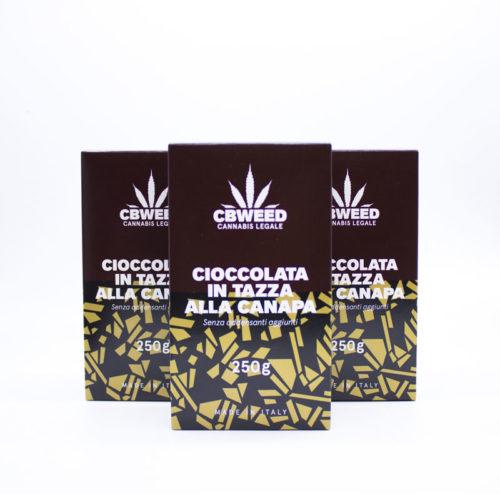 Cioccolata Tazza Canapa| HemporioEmilia | Cannabis legale | Castel San Pietro Terme | Bologna
