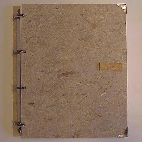 Block Notes Carta Canapa-Hemporio Emilia