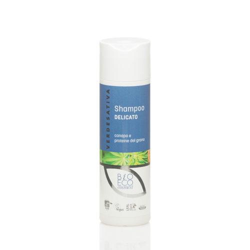 Shampoo Canapa Delicato verdesativa