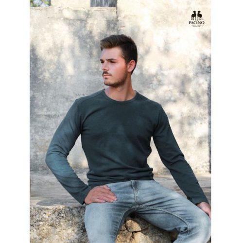 maglia Uomo-PACINO denim